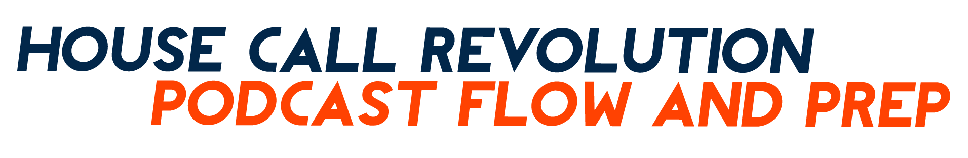 Podcast Flow Header